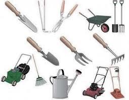 садовый и огородный инструмент